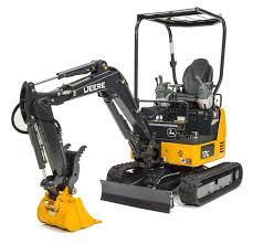 John Deere 17G Excavator