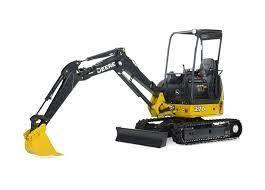 John Deere 26G/27D Excavator